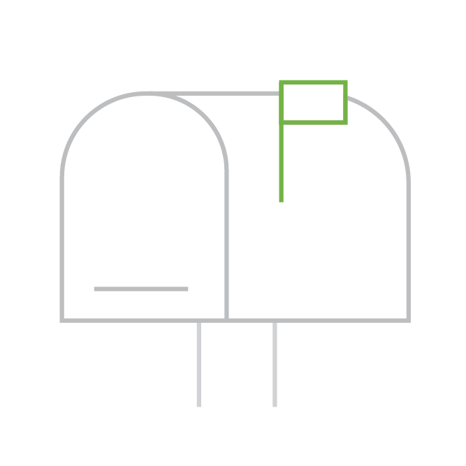 EzeScan PO Box Icon
